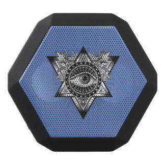 Iluminati Black Bluetooth Speaker