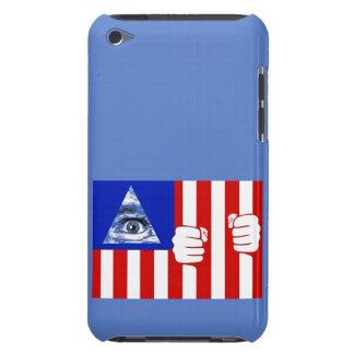 Iluminati iPod Touch Case