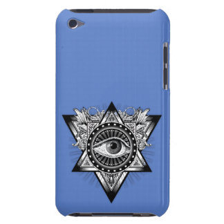 Iluminati iPod Touch Case-Mate Case