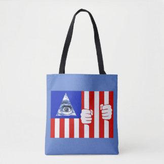 Iluminati Tote Bag