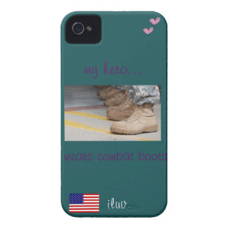 iluv my hero for iphone iPhone 4 case