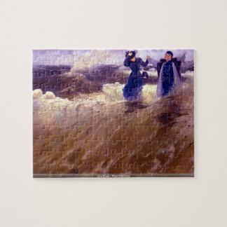 Ilya Repin - What Freedom! puzzle