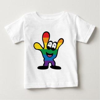 ILYrainbowFinal Baby T-Shirt