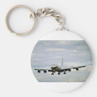 ILYUSHIN 96m airliner Russia Keychain
