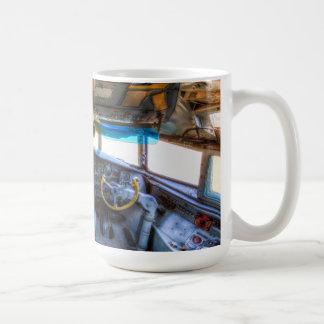 Ilyushin IL-18 Cockpit Coffee Mug