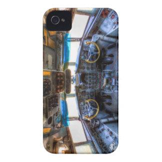 Ilyushin IL-18 Cockpit iPhone 4 Case