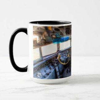 Ilyushin IL-18 Cockpit Mug
