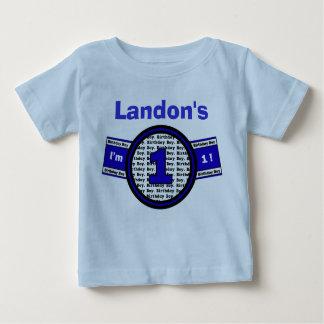 I'm 1! Birthday Shirt