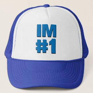 Im #1 trucker hat