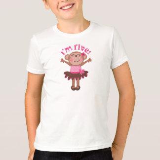Im 5 Birthday Gift Idea T-Shirt