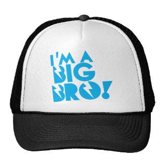 I'm a big bro! BROTHER! Cap