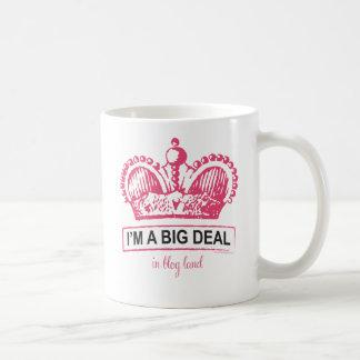 I'm a Big Deal in Blogland Coffee Mug