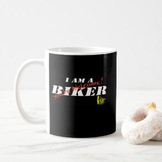 I'm a Biker Mug