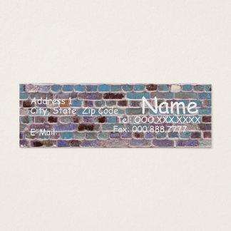 I'm A Brick House...... Mini Business Card