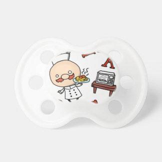 I'm a chef! dummy