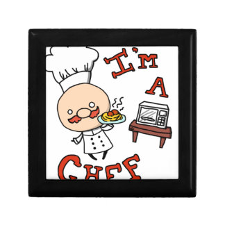 I'm a chef! gift box