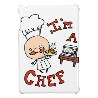 I'm a chef! iPad mini case