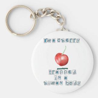 I'm a Cherry Keychain