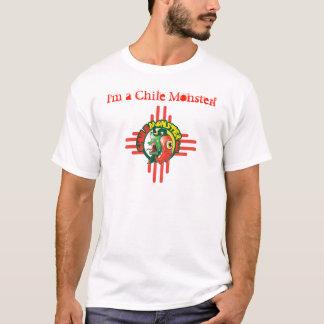 I'm a Chile Monster Tshirt
