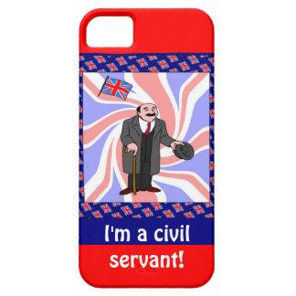 I'm a civil servant iPhone 5 covers