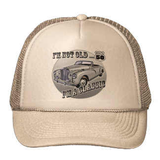 I'm A Classic 50th Birthday Gifts Cap