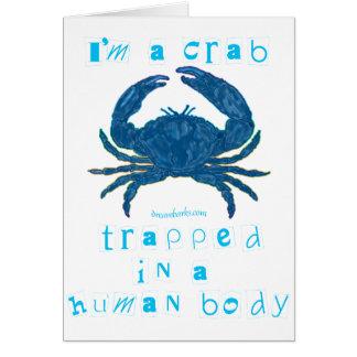 I'm a Crab Cards