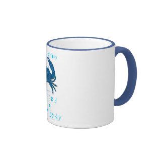 I'm a Crab Coffee Mugs