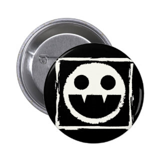 I'm a Creature of the Night for God's Sake!!!! 6 Cm Round Badge