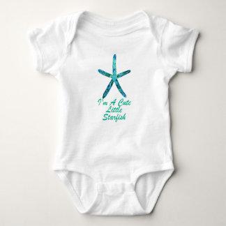 I'm A Cute Little Starfish Baby Bodysuit