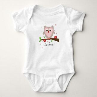 I'm a cutie (cootie) - Baby Body suit Baby Bodysuit
