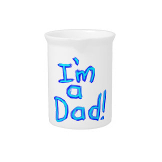 I'm a Dad! Pitcher