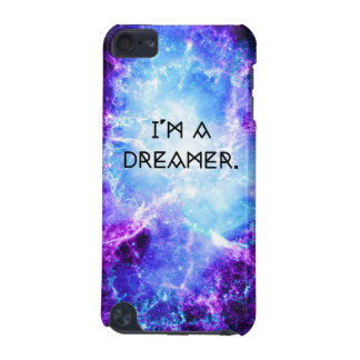 I'm A Dreamer Purple Blue Galaxy 5G iPod Case