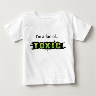 """""""I'm a fan of Toxic"""" Baby T-Shirt"""