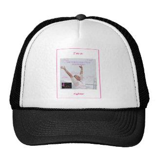 I'm a Fighter Trucker Hats
