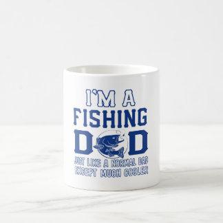 I'M A FISHING DAD COFFEE MUG