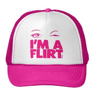 im-a-flirt mesh hat