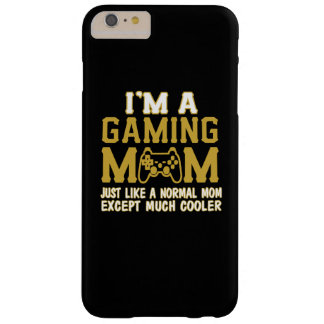 I'M A GAMING MOM BARELY THERE iPhone 6 PLUS CASE
