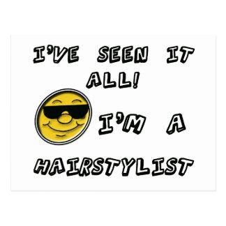 I'm A Hairstylist Postcard