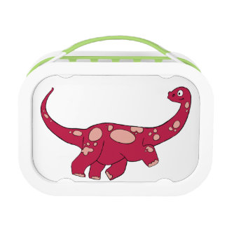 I'm a Herbivore! Lunch Box