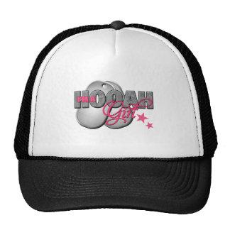 I'm a Hooah Girl Mesh Hat