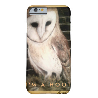 I'M A HOOT - BARELY THERE iPhone 6 CASE