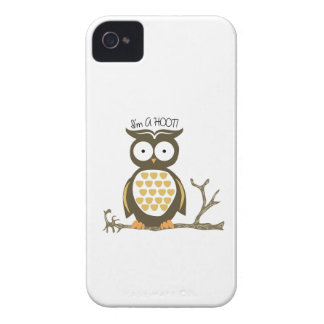 I'm A Hoot! iPhone 4 Cover