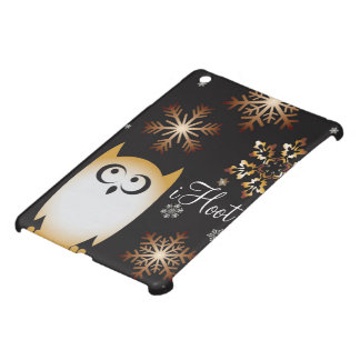 I'm a Hoot! Owl Lovers Punny Holiday Owl Cover For The iPad Mini