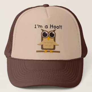 I'm a Hoot T-shirts and Gifts Trucker Hat