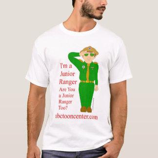 I'm a Junior Ranger. Are you a Junior Ranger Too? T-Shirt