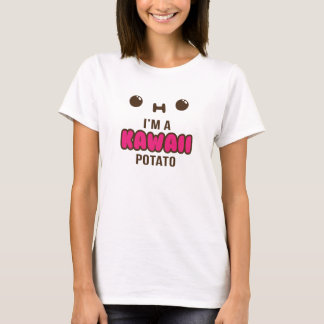 I'm A Kawaii Potato Soft T-Shirt