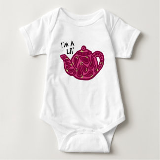 I'm A Lil' Tea Pot Baby Bodysuit
