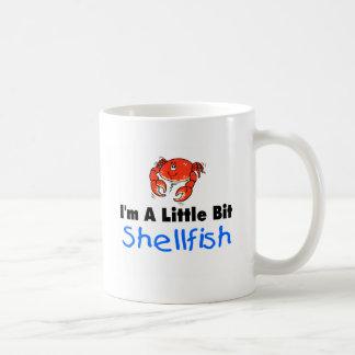 I'm A Little Bit Shellfish Mugs