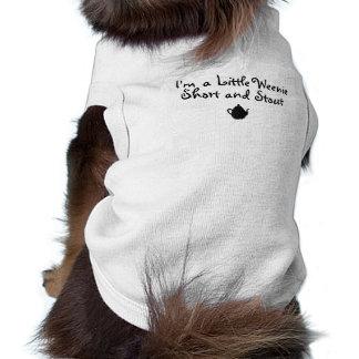 I'm a little dachshund shirt