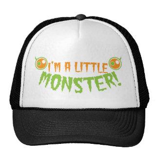 I'm a LITTLE Monster Funny Halloween kids design Hat